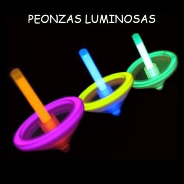 PEONZAS LUMINOSAS