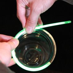 montaje vasos luminosos 33 cl