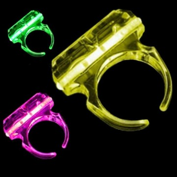 Anillo Luminoso Fluorescente