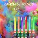 CAÑON DE POLVOS HOLI