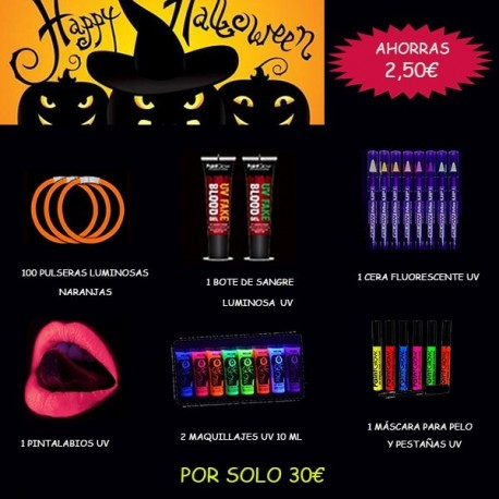 PACK HAPPY HALLOWEN