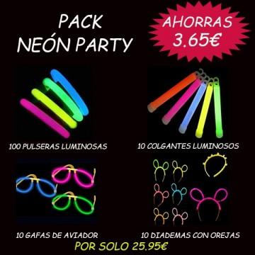 PACK NEÓN PARTY