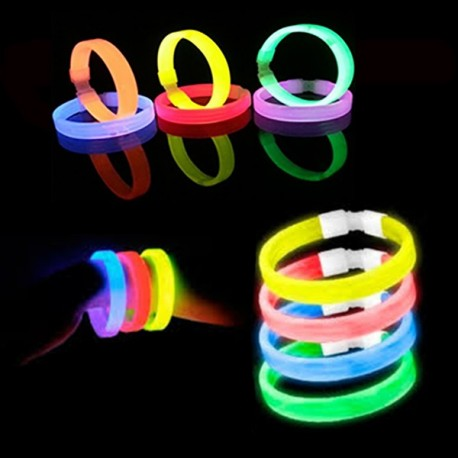PULSERAS LUMINOSAS TRIPLES