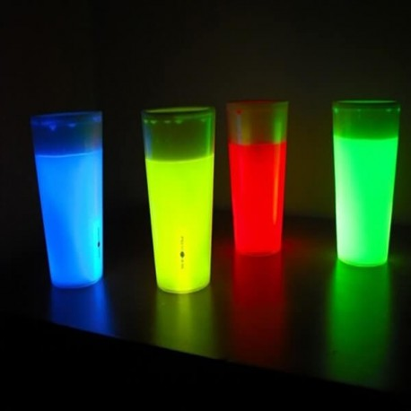 VASOS LUMINOSOS DE 350 ML