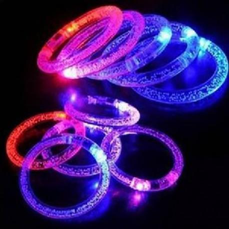 PULSERAS LED