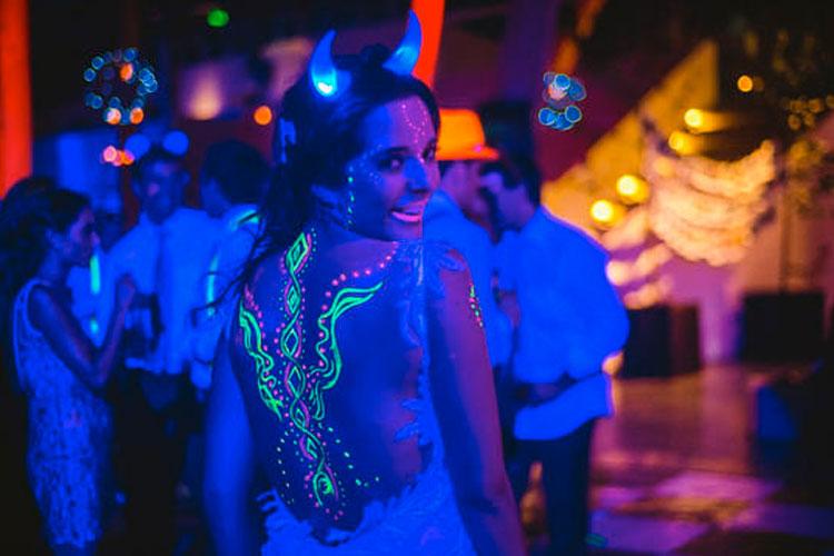 Pintura UV Fiesta Luminosa