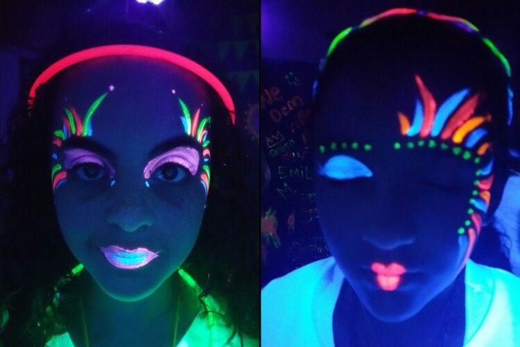 Pintura Ultravioleta Luminosa